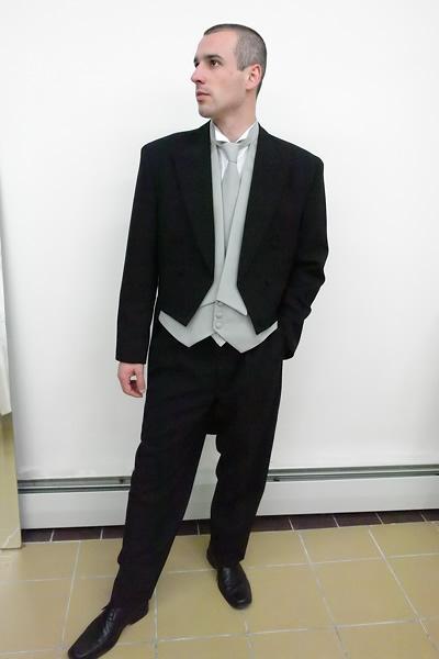 Pánské obleky  dbcaa9a8dc