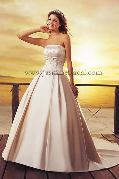 Svatebni Saty Jasmine Svatebni Salon Anna